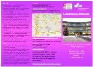 5. Ostbayerischer Schmerztag - Universitätsklinikum Regensburg