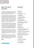 Nr.8 pdf - Big Up! Magazin - Page 4