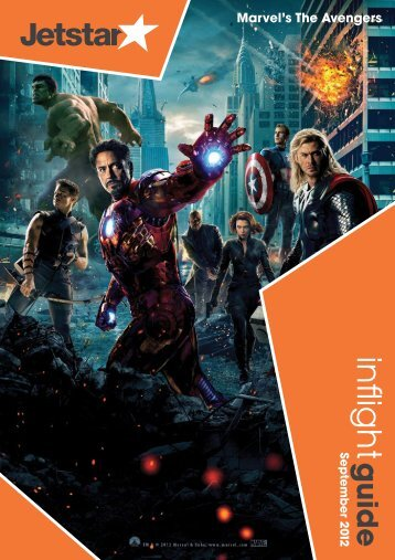 Marvel's The Avengers - Jetstar