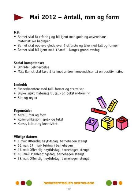 Dampsentralen barnehage - Drammen kommune