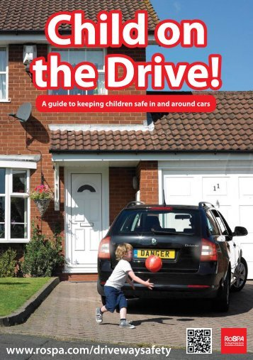 Driveway Safety Leaflet - RoSPA