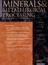 an international peer-reviewed journal A Publication of the ... - SME