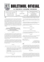 În baza articolului 64 alineatul 1 din Legea privind ... - Vojvodina