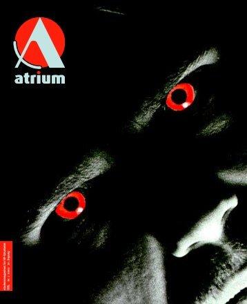 Atrium nr. 1 2002 - Atrium - Universitetet i Bergen