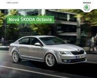 katalog nová Škoda Octavia
