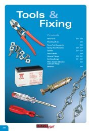 Tools & Fixing - WF Senate