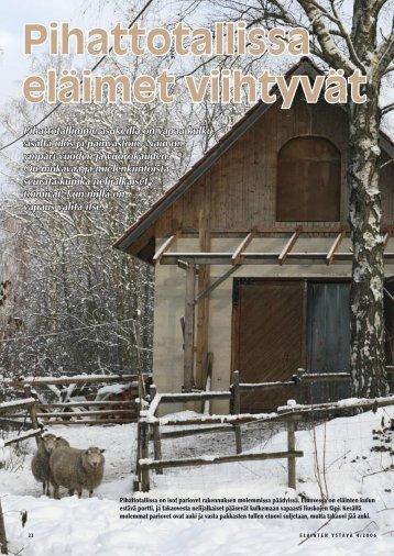 ey064s22-32 - SEY Suomen Eläinsuojeluyhdistysten liitto ry