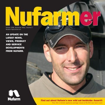 an update on the latest news, views, product and service - Nufarm
