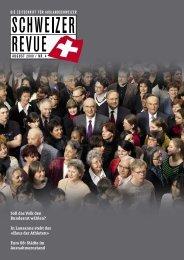 Download PDF Schweizer Revue 4/2008