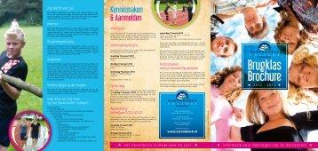 Brugklasbrochure 2012-2013 - Varendonck College