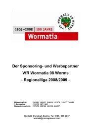 Wormatia_Praesentat.. - Wormatia Worms