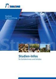 Studien-Infos - Universität Kaiserslautern