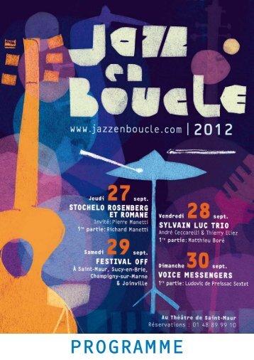 Téléchargez le programme complet du Festival Jazz ... - Val-de-Marne