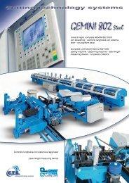 Controllo lunghezza con sistema a raggi laser Laser ... - Sawcraft UK