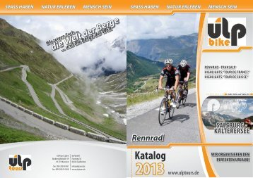 Download PDF Katalog 2013 (12MB) - ULPtours