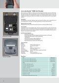 Arbeitssicherheit Präventionstechnik für Behörden und Firmen ... - Seite 6