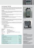 Arbeitssicherheit Präventionstechnik für Behörden und Firmen ... - Seite 7
