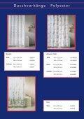 Duschvorhänge - Polyester - Belamaks - Seite 2