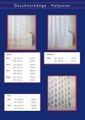 Duschvorhänge - Polyester - Belamaks - Seite 3