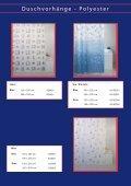 Duschvorhänge - Polyester - Belamaks - Seite 4