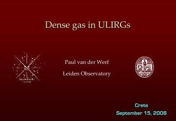 presentation in pdf - Leiden Observatory