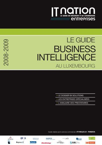 BUSINESS INTELLIGENCE - ITnation