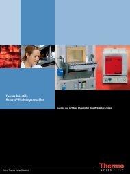 Thermo Scientific Heraeus® Hochtemperaturöfen - Fisher Scientific