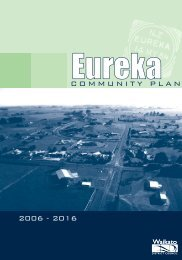Eureka Community Plan - Waikato District Council