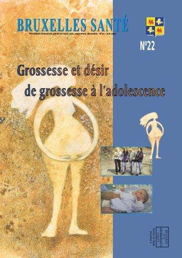 Bruxelles Santé n°22 - juin 2001 - Question santé