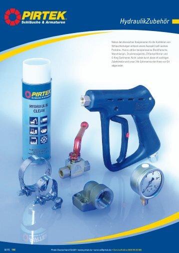 Hydraulik Zubehör - Pirtek