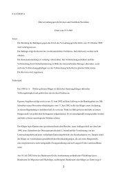 8 A 4728/05.A - European Database of Asylum Law