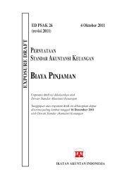 ED PSAK 26 – Biaya Pinjaman - Blog Staff UI
