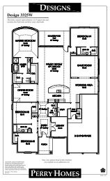 PERRY HOMES DESIGNS - MarketLinx