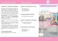 Folder (pdf) - Österreichischen Gesellschaft für Psychosomatik in ...