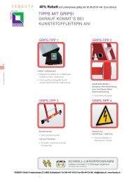 Stehleitern mit Stufen aus Aluminium - FERESTA GmbH