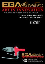 soldamatic digital - 800 - Ega Master