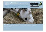 Controlling in der Milchkuhfütterung ... - Sachsen-Anhalt