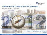 Financiamento e Crédito - Câmara Brasil Alemanha