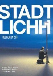 MEDIADATEN 2013 - StadtlicHH