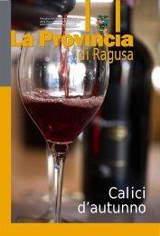 Ottobre 2008 - Provincia di Ragusa