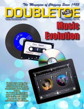 Music Evolution - Double Toe Times