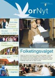 Folketingsvalget - Vordingborg Kommune