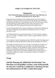 Stimmzettel - SPD-Kreistagsfraktion Lüneburg