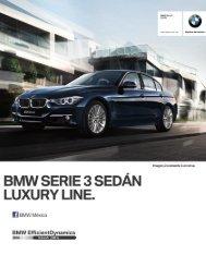 335iA Luxury Line - Bmw Automática deportiva de 8 velocidades ...