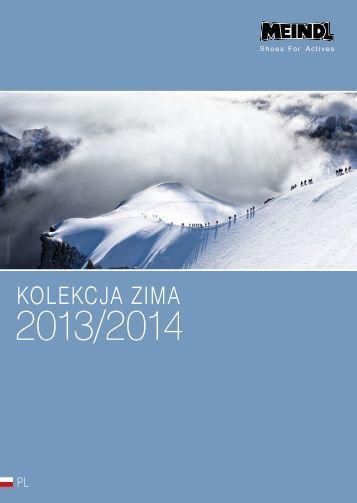 Katalog Meindl zima 2013/2014