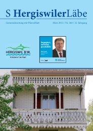 S Hergiswiler Läbe online {PDF 4.432 MB} - Peter Helfenstein