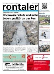 2013-04 - Regionalzeitung Rontaler AG