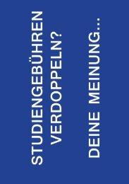 Die Erklärung der Schulleitungen - VSETH