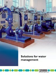 Solutions for water management (PDF 4,88 MB) - Phoenix Contact