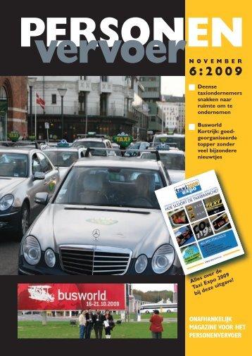 6:2009 - Personenvervoer Magazine